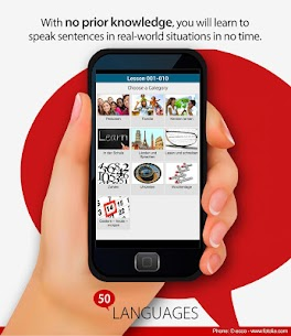Learn 50 languages App Latest Version Download For Android and iPhone 2