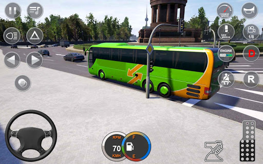 Impossible Bus Stunt Driving: Offraod Bus Driving apkdebit screenshots 15