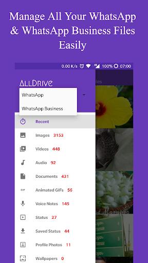 File Manager & Status Saver for WhatsApp 4.0.2.9 screenshots 1