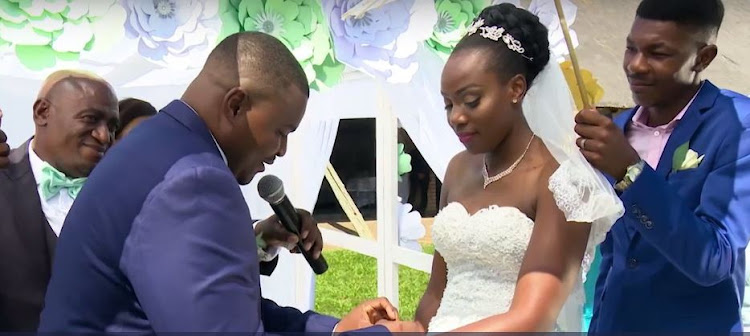 Diana and Jobe got married recently by OPW fans think it could end badly.