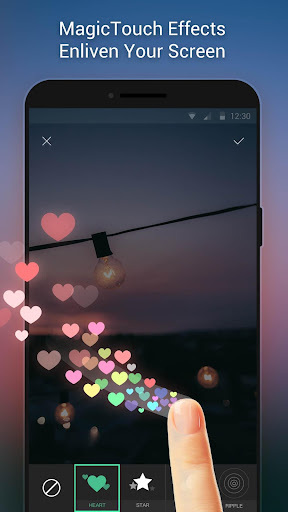 Apex Wallpaper - WhatsApp Wallpapers&Touch Effect 1.5.0 screenshots 1