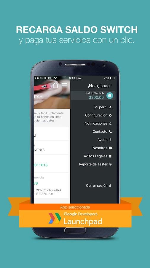 Switch - Aplicaciones Android en Google Play
