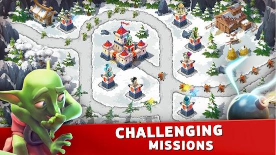 Toy Defense Fantasy - TD Strategy Game Screenshot