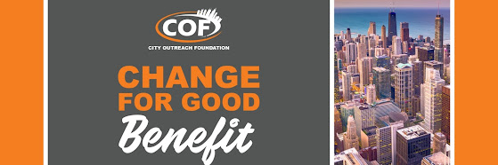 "City Outreach Foundation ""Change for Good"" Benefit Dinner & Silent Auction"
