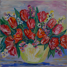Photo: тюльпаны