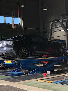 86 ZN6 GTグレードのサスペンションのカスタム事例画像 うちゅみんさんの2018年10月08日18:59の投稿