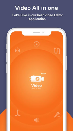 Video All in one Editor-Join, Cut, Watermark, Omit 1.0.6 screenshots 1