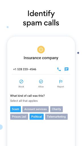 Robo Shield - Spam Call Blocker & Caller ID screenshot 3