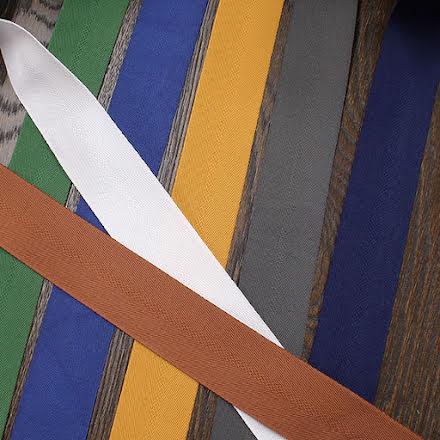 Mattkantband - flera färger