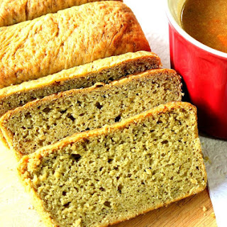 Avocado Yeast Bread with Cilantro