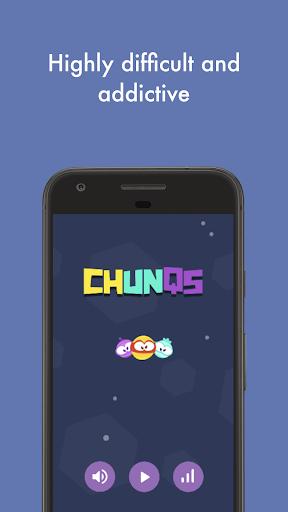 Chunqs: Jump Hop Adventure of the Cool Creatures 1.2 screenshots 1