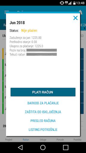 Moj Telenor 1.23.3 screenshots 5