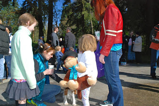 Photo: 2012 egg hunt and park playground and spray - 42