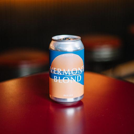 Burdock 'Vermont Blond' Ale
