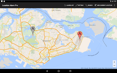 Location Alarm Pro- screenshot thumbnail
