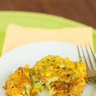 Zucchini-Corn Fritters.