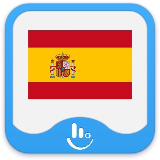 Spanish Keyboard for TouchPal Icon