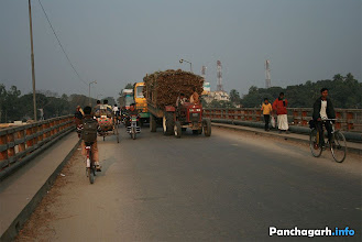 Photo: Panchagarh Bridge