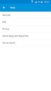 DaysyView screenshot 3