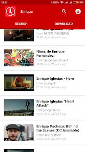 All Video Downloader Pro - náhled