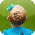 Little Girl Hairstyles icon