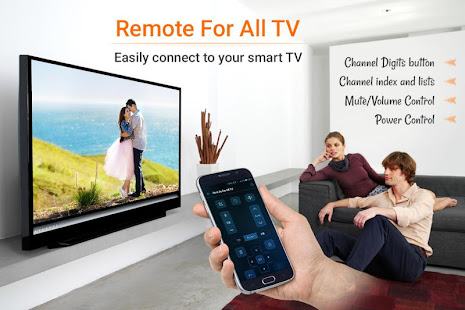 Download Remote for All TV: Universal Remote Control For PC Windows and Mac apk screenshot 6
