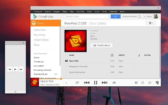 Music Remote Controller Screenshot
