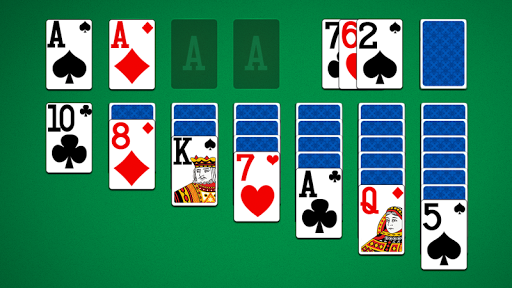 Solitaire  gameplay | by HackJr.Pw 2