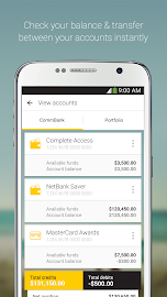 CommBank Screenshot 3