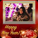 Happy New Year 2020 Photo Frame icon