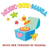 Music Box Versions of Shakira
