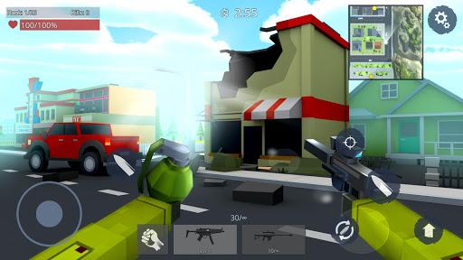 Rules Of Battle: 2020 Online FPS Shooter Gun Games  screenshots 3