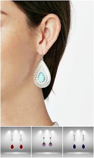 Earring Changer Photo Editor - náhled