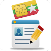 Myanmar All Sim Card Register