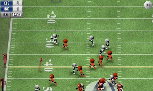 Stickman Football Screenshot 1