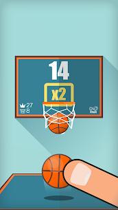 Basketball FRVR – Shoot the Hoop MOD (Unlimited Money) 5