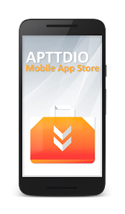 Apptdio Mobile App Store - náhled