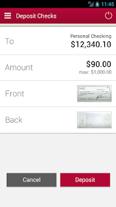 IU Credit Union Mobile Banking screenshot 3