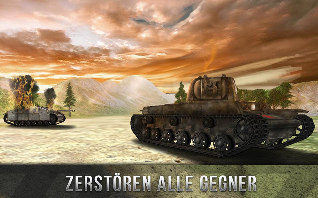 tank battle 3d 2 weltkrieg android apps auf google play. Black Bedroom Furniture Sets. Home Design Ideas
