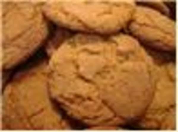 Molasses Sugar Cookies Recipe