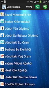 Doz Hesapla screenshot 4
