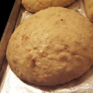 Onion Parmesan Bread