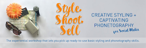 Style • Shoot • Sell