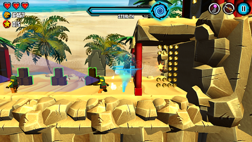 LEGO® Ninjago™: Skybound screenshot 7