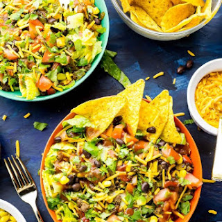20-Minute Doritos Taco Salad (Video!).