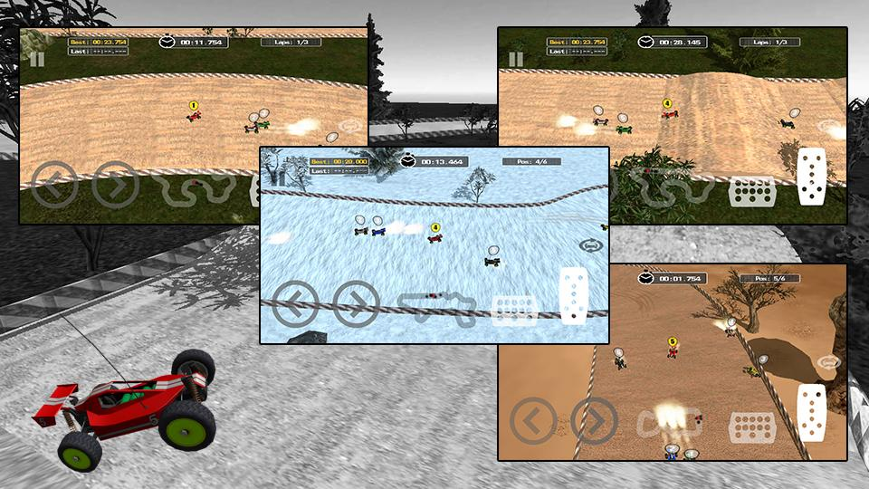Master Race RC (Radio Control)- screenshot