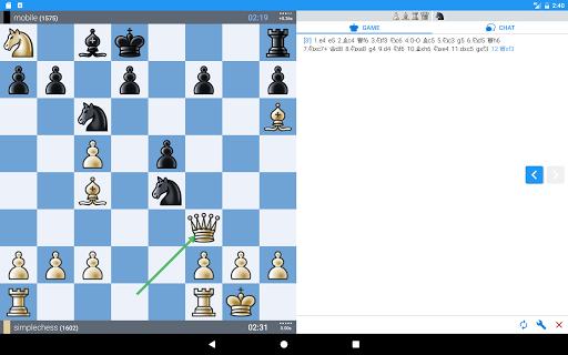 SimpleChess (Online) filehippodl screenshot 8
