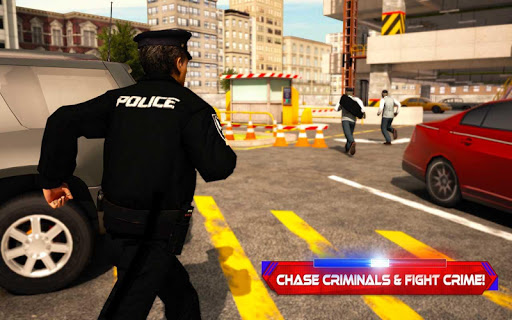 Multistory Police Car Parking Crime Escape Control 1.0 screenshots 9