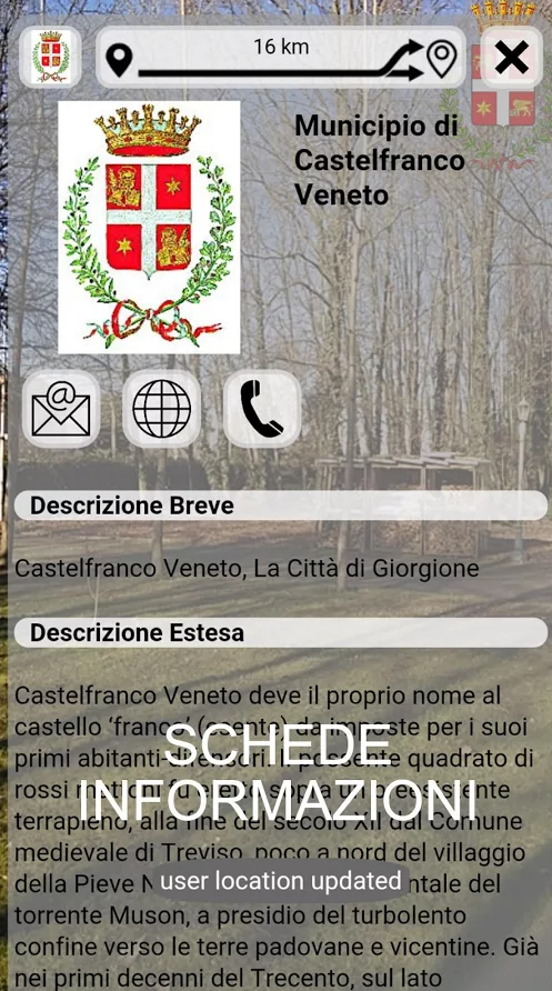 Castelfranco Veneto AR- screenshot