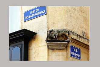 Photo: rue du Pas Saint Georges